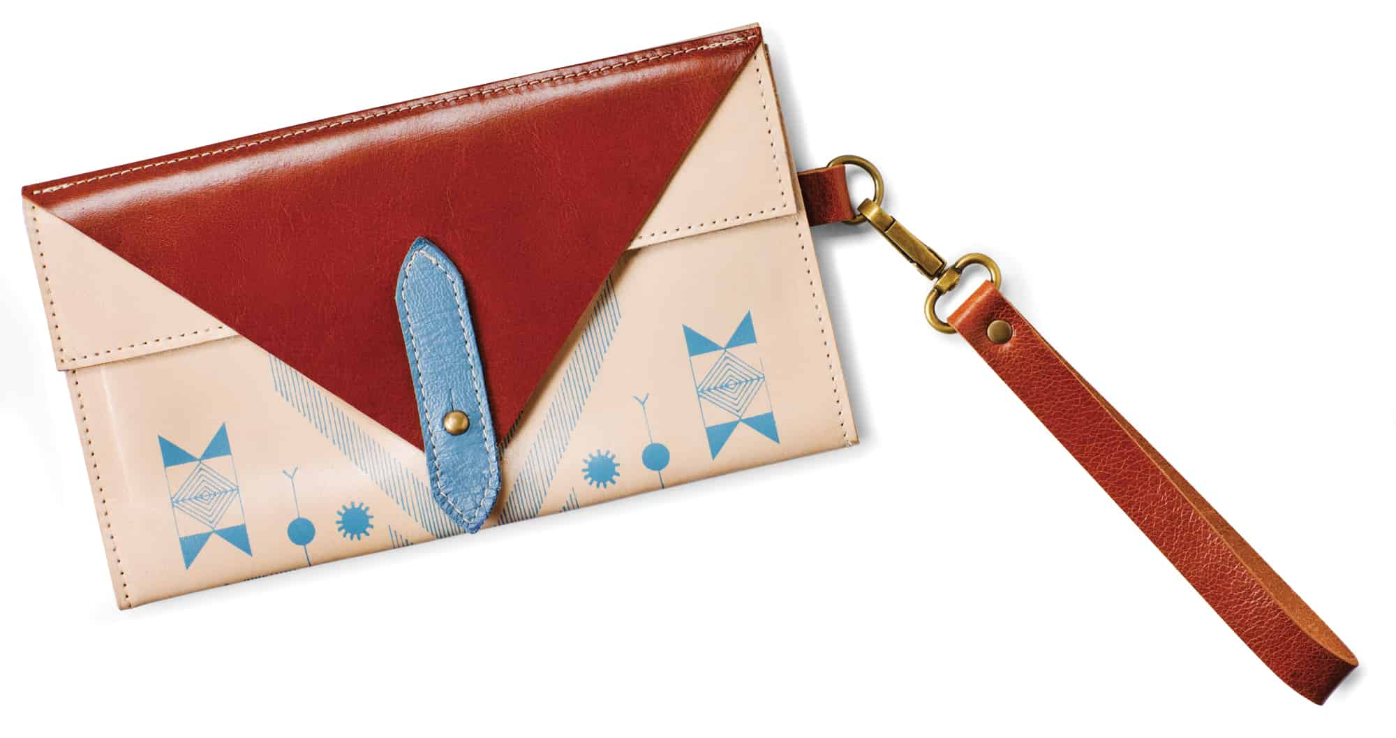 Wallet $105 by Catherine Cournoyer and Jinny Lévesque