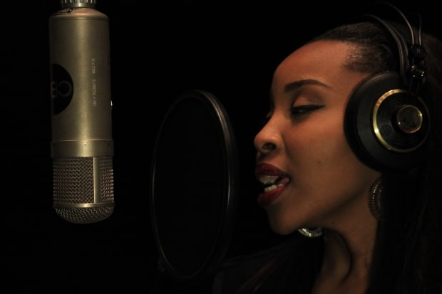WATCH: Britney Davis 'From the 6ix'
