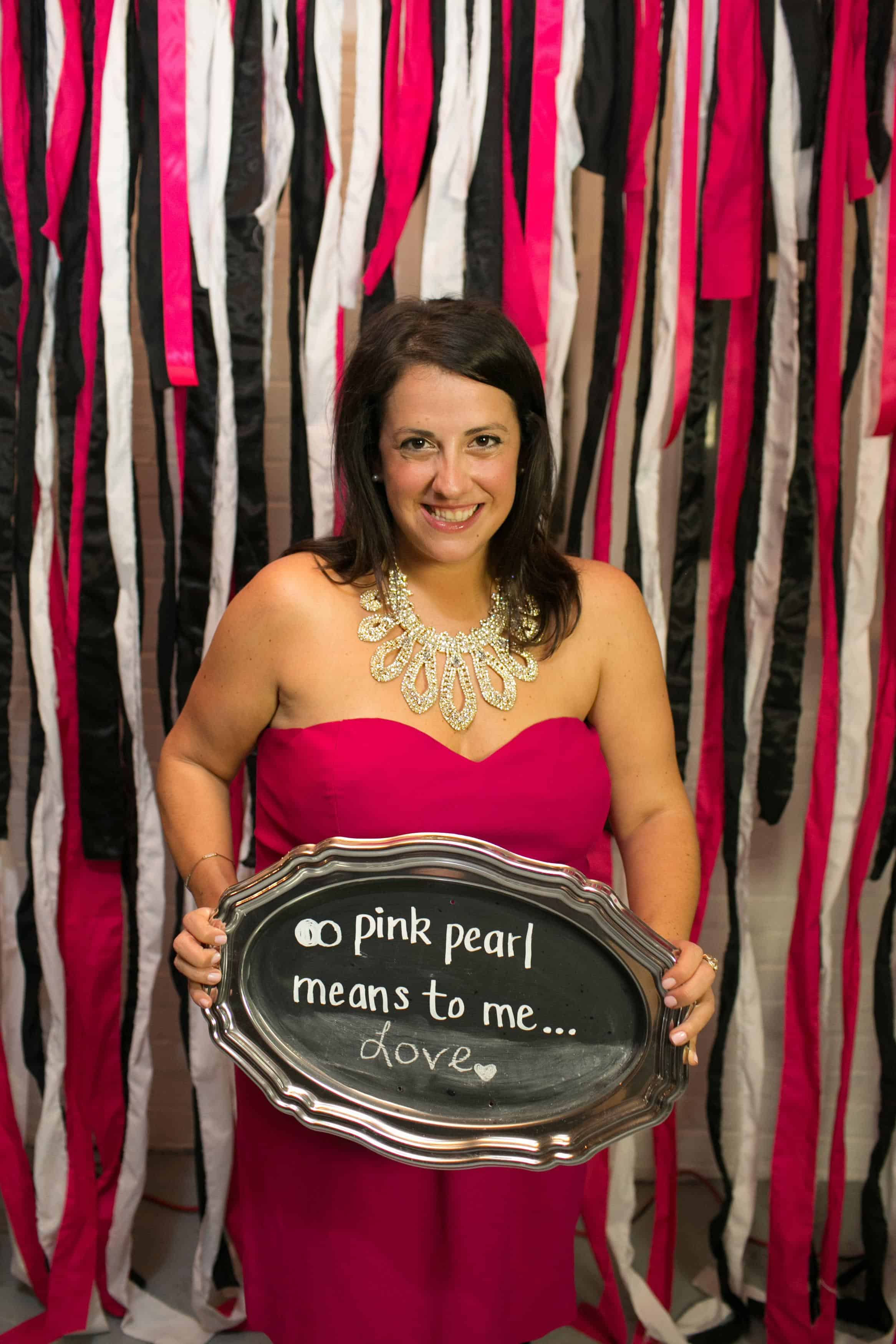 Facing Cancer: Elise Gasbarrino--Founder of Pink Pearl Foundation