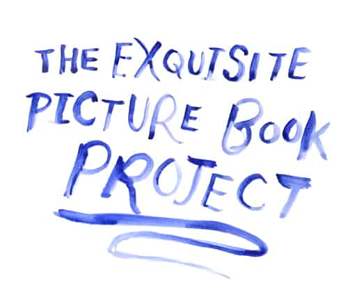 Choose Your Own Adventure: The Exquisite Picture Book Project