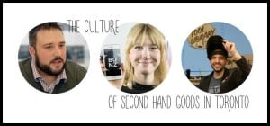 Toronto Tool Library Presents The Culture of Second Hand Goods: A Panel Discussion