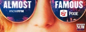 NOW Free Flick Mondays: Almost Famous