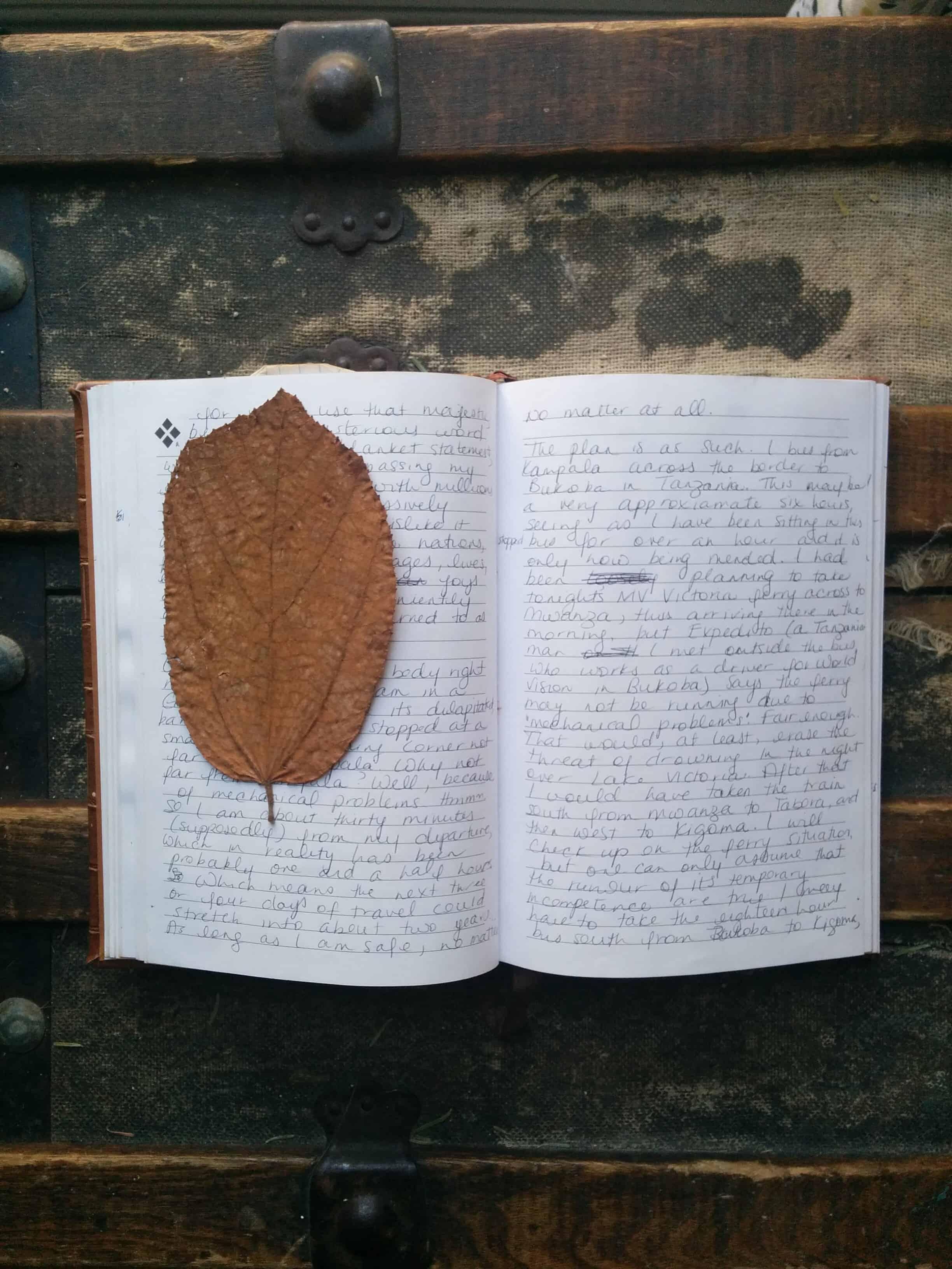 Gombe Journal - Irene Whittaker-Cumming
