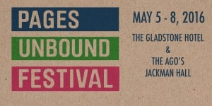 Pages UnBound Literary & Arts Festival