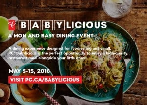 Toronto Top Restaurants To Participate in Babylicious