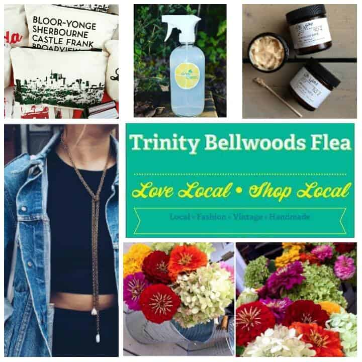Our Pick of the Week: Trinity Bellwoods Flea - April Showers Market
