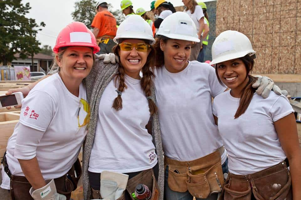 The Power of Women: Help Families Build a Better Life with Women Build