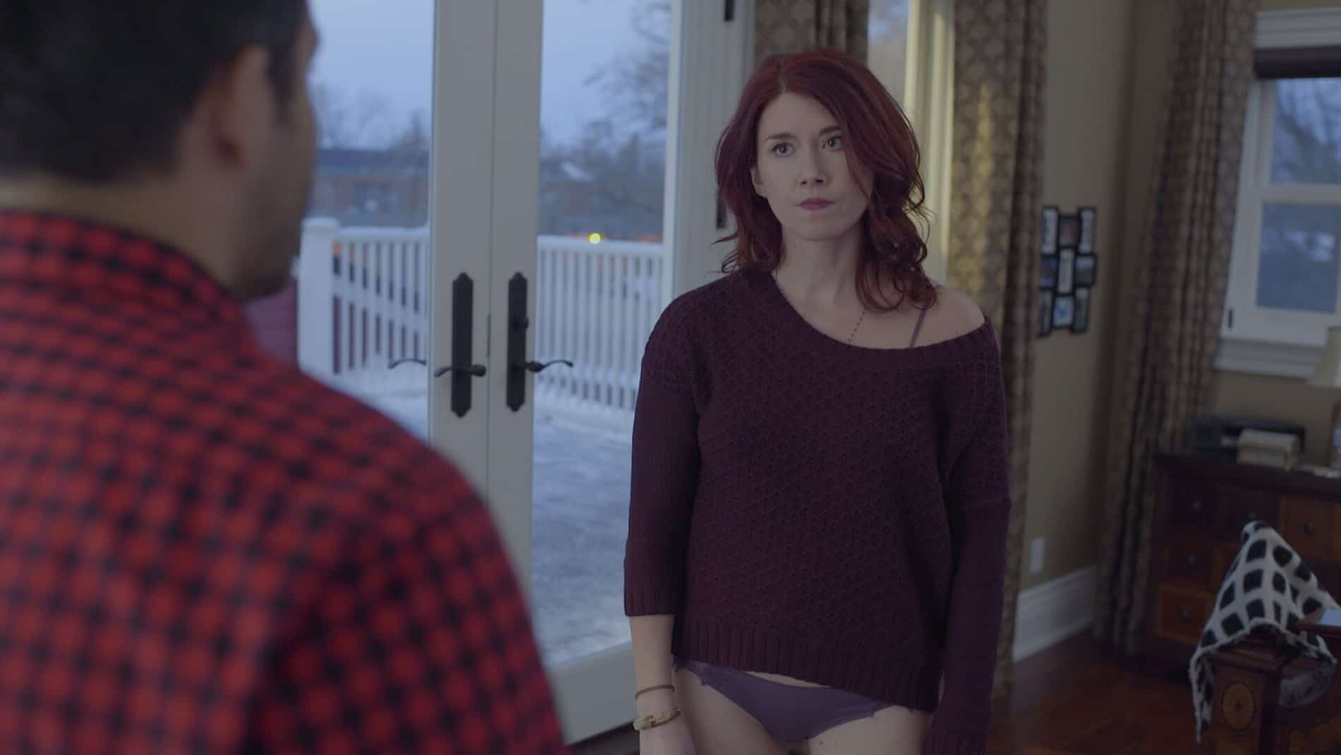 How To Plan An Orgy In A Small Town: Talking Sex with Jewel Staite