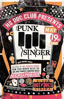 HS Doc Club Presents: The Punk Singer