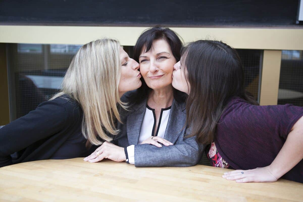 Drake Moms: Rena McDonald, Drake CFO and Mother to Three Beautiful Girls