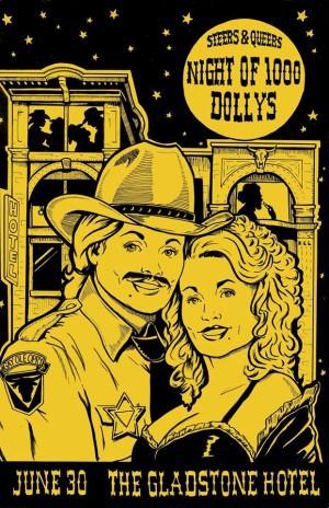 Pride Pick: Steers and Queers Night of 1000 Dollys
