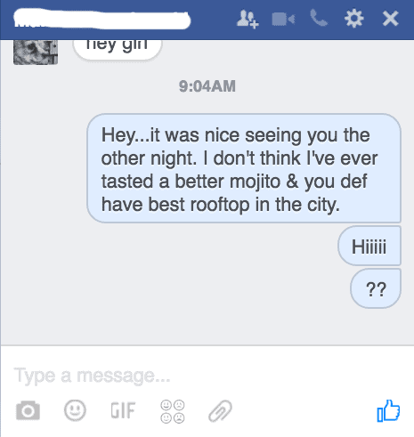 How to Deal with an Unanswered Facebook Message