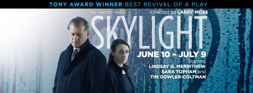 Join SDTC & Hidden Cove Productions for Opening Night of SKYLIGHT