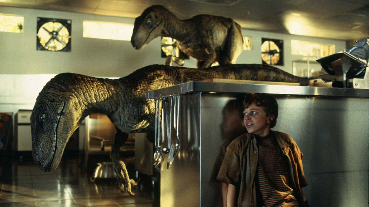 NOW Free Flick Mondays Presents Jurassic Park TONIGHT at The Royal Cinema