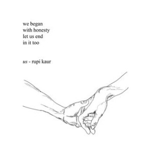 Rupi Kaur - honesty
