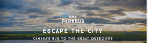 Parkbus: Go Camping! (Without A Car)