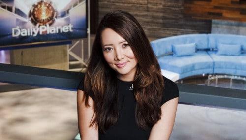 Her Career: Ziya Tong - Daily Planet Co-Host & Pandamonium Co-Chair