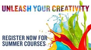 4 Summer Art Classes You've Gotta Try