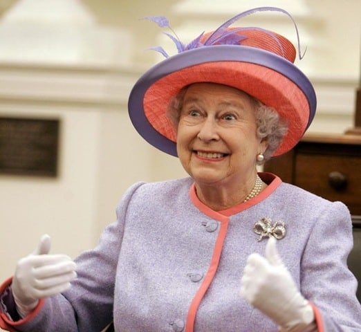 Queen for a Day: Ivy Johnson Teaches Queen Elizabeth How To Rage