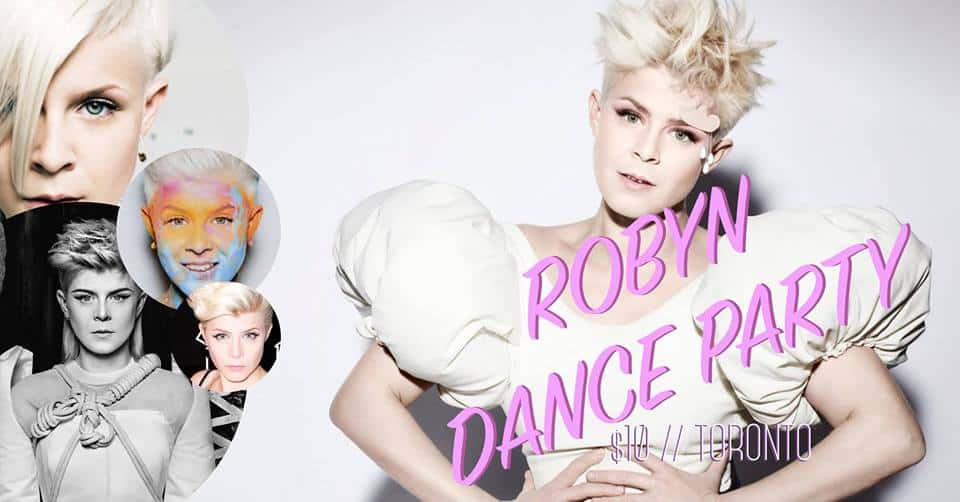 Toronto Hit List: Paisley, Robyn Video Dance Party, Yacht Rock, With It & more!