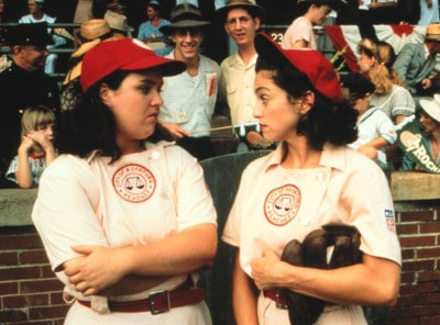Screen Queens Presents: A League Of Their Own at The Royal Cinema
