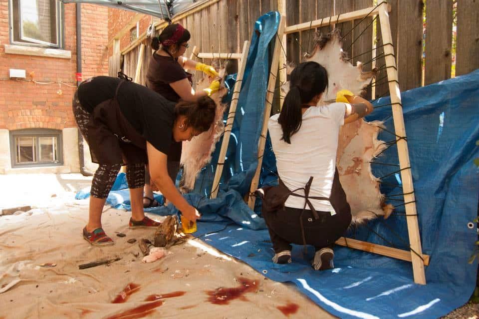 Setsuné Indigenous Fashion Incubator: Summer Workshop Series