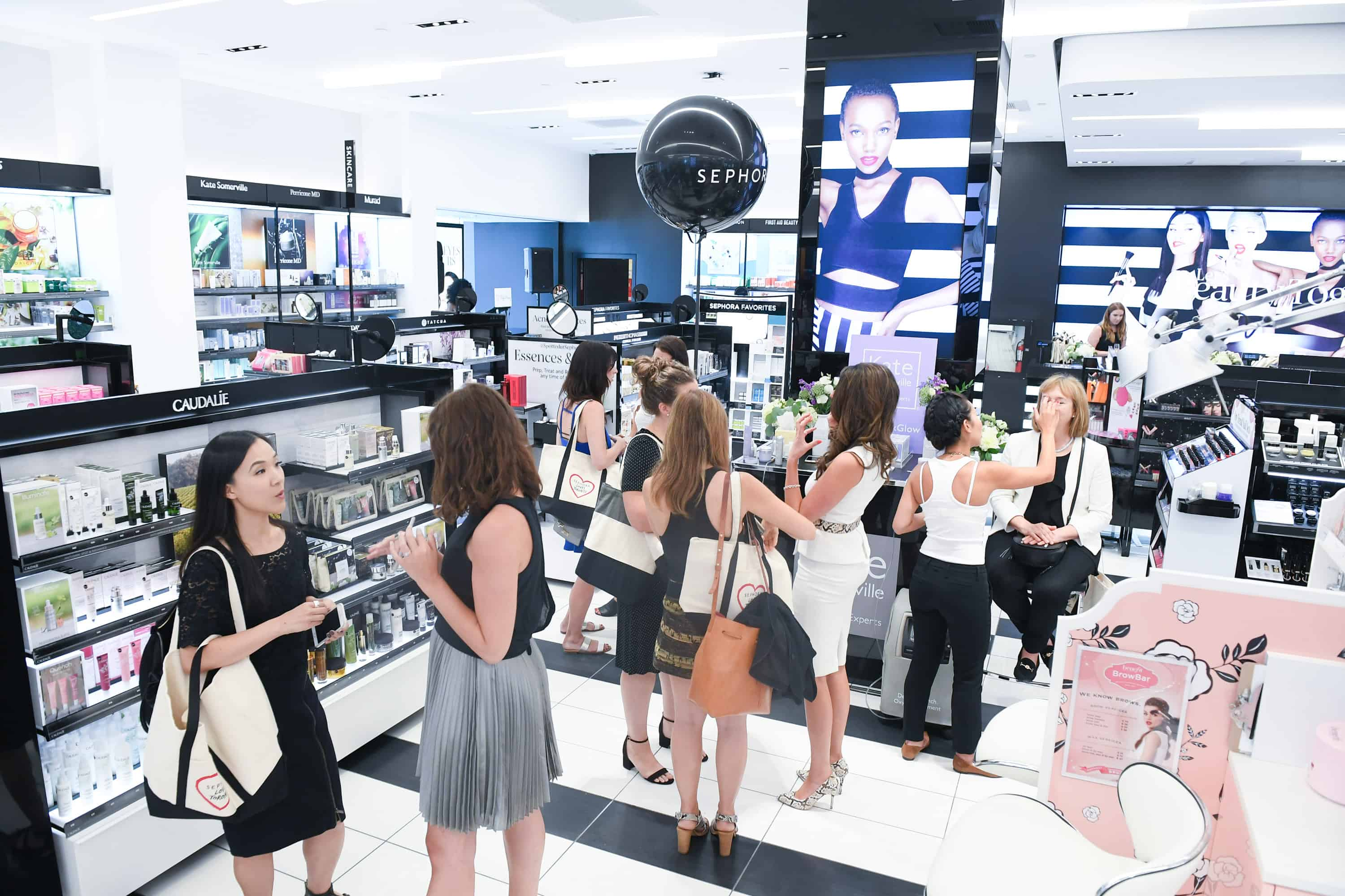 Largest Sephora Location in North America Now Open at Yonge and Eglinton