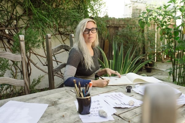 Robin Hercia: On Landing in LA and Following Her Design Dreams