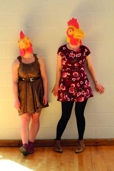 SummerWorks 2016: Rachel Ganz - Plucked