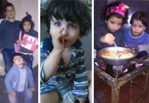 A Syrian Mother's Fight To Save Her Children Brings Together Canadians Coast-to-Coast