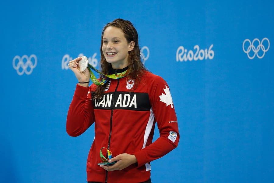 Before Last Night, All of the Canadian Rio Medal Winners Were Women