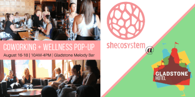 Shecosystem Conference Happening This Week!