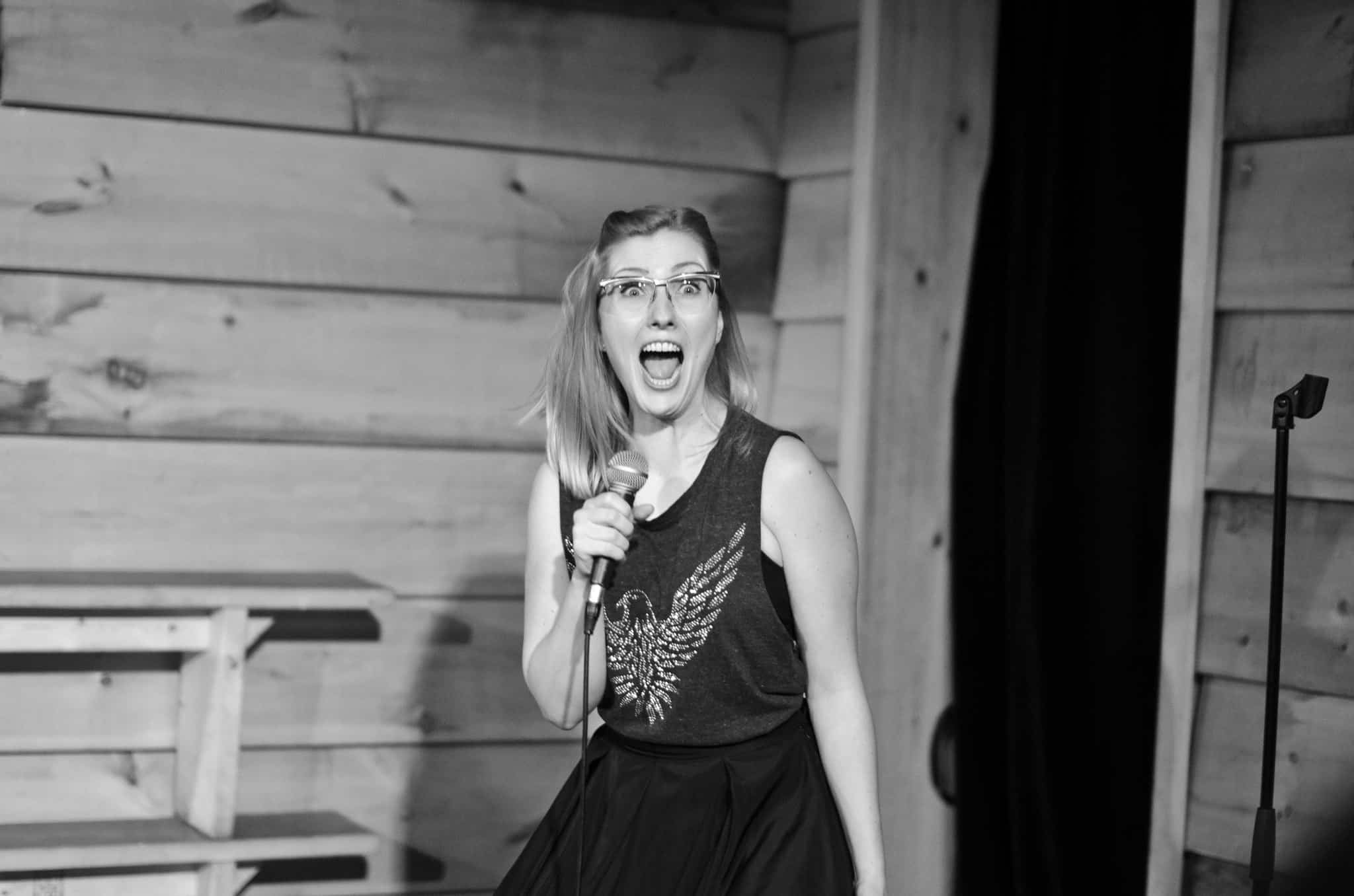 An Interview with Julia Hladkowicz: Comedian, Actor and Lover of Pugs
