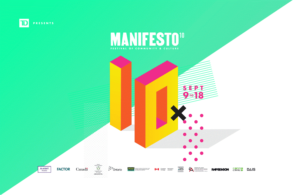Musicians, DJs, Visual Artists: Apply Now For #MNFSTO10
