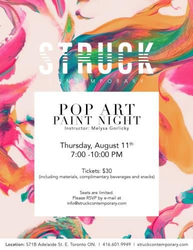 Make Your Own Pop Art Masterpiece