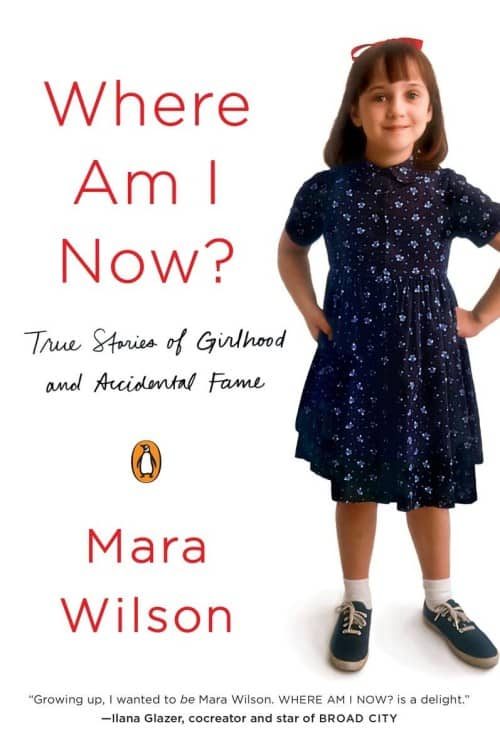 Don't Miss Your Chance To Meet Mara Wilson