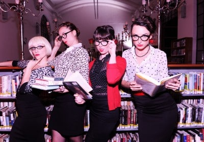 Party-in-the-stacks Returns To The Toronto Public Library!