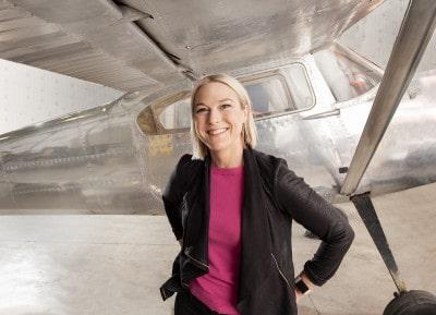 Her Career: Nicole Verkindt - OMX President & Founder