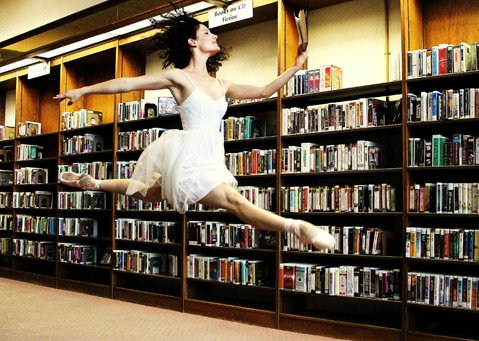 Call For Artists, Musicians, Writers, Filmmakers, Designers & Dancers: Art in the Library