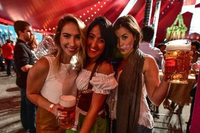 Willkommen Zurück : Toronto Oktoberfest Is Coming!