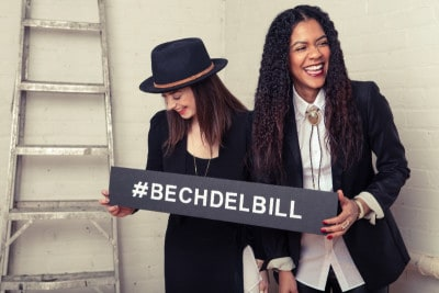 Bechdel Bill: 1st Anniversary Pledge Party This Sunday