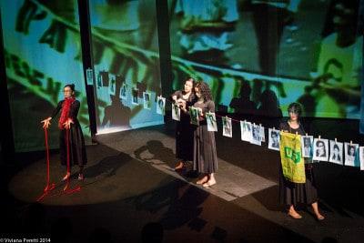 Antigonas: Luz Marina Bernal's Quest For Justice