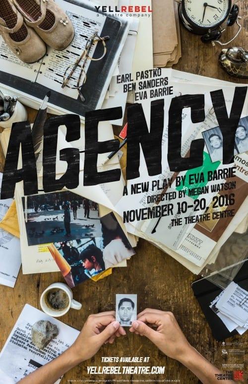 Eva Barrie On Love, Walls & Agency