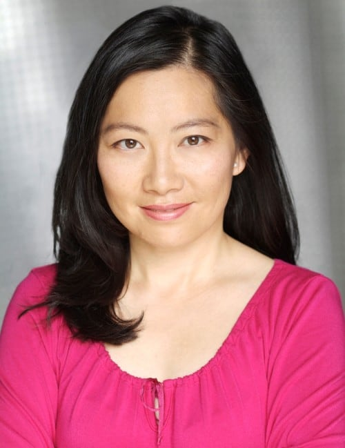Playwright Diana Tso