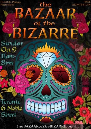 Our Pick of the Week: The Bazaar of the Bizarre
