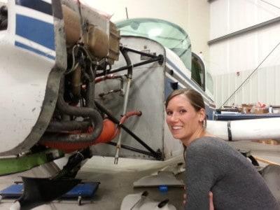 Women of Influence Present: Real-Life Rocket Scientist, Natalie Panek