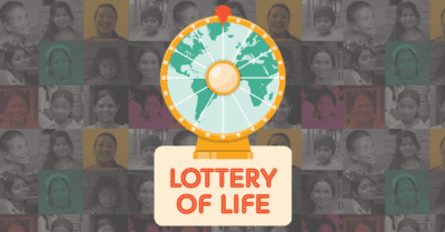 How do you fare in the #LotteryofLife? Take The Quiz