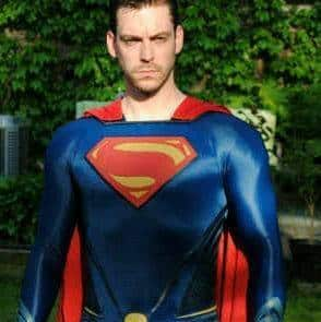 The REAL Canadian Superman