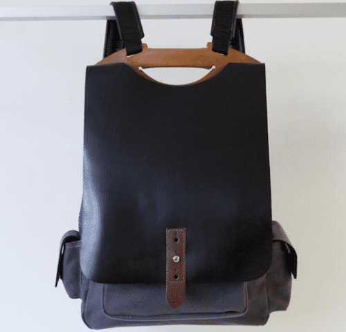 TUCKER Backpack – Steel Blue