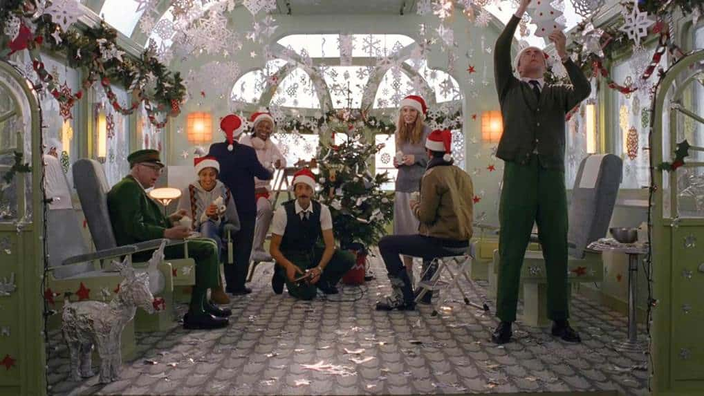 "Wes Anderson directs H&M's 2016 Holiday Film, ""Come Together"""